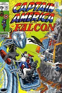 Captain America v1 141 Complete Marvel DVD Collection
