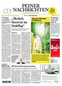 Peiner Nachrichten - 02. Januar 2018