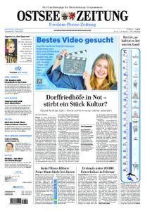 Ostsee Zeitung Wolgast - 01. März 2018