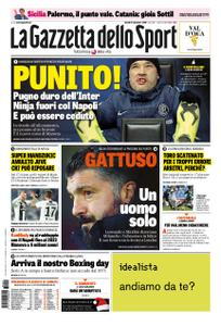 La Gazzetta dello Sport Sicilia – 24 dicembre 2018