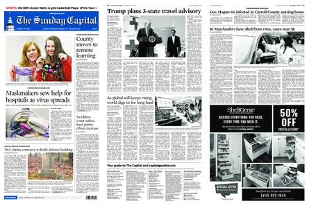 The Capital – March 29, 2020