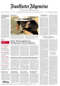 Frankfurter Allgemeine Zeitung F.A.Z. - 22. August 2018