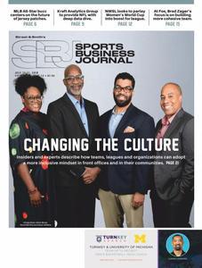 SportsBusiness Journal – 15 July 2019