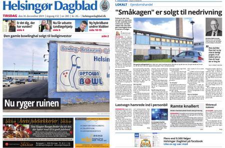 Helsingør Dagblad – 10. december 2019