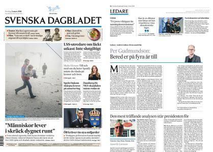 Svenska Dagbladet – 02 mars 2018