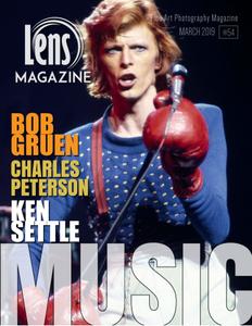 Lens Magazine - March 2019