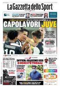 La Gazzetta dello Sport Sicilia – 01 luglio 2020