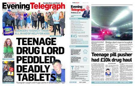 Evening Telegraph First Edition – August 22, 2018