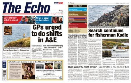 Evening Echo – October 11, 2019