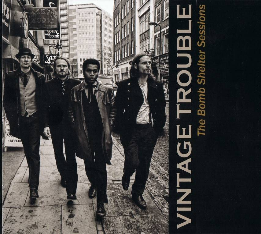 Vintage Trouble - The Bomb Shelter Sessions (2010) {Limited Edition}