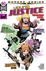 Young Justice 002 2019 2 covers digital Son of Ultron