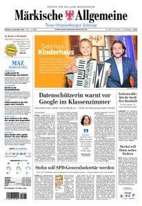 Neue Oranienburger Zeitung - 06. November 2017