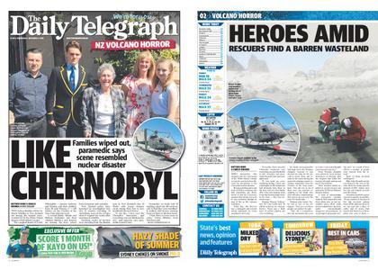 The Daily Telegraph (Sydney) – December 11, 2019