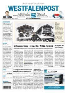 Westfalenpost Wetter - 23. Januar 2018