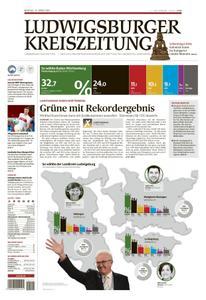 Ludwigsburger Kreiszeitung LKZ - 15 März 2021