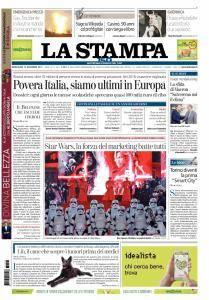 La Stampa Imperia e Sanremo - 13 Dicembre 2017