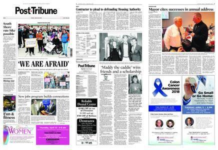 Post-Tribune – March 25, 2018