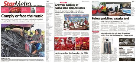 The Star Malaysia - Metro South & East – 18 January 2019