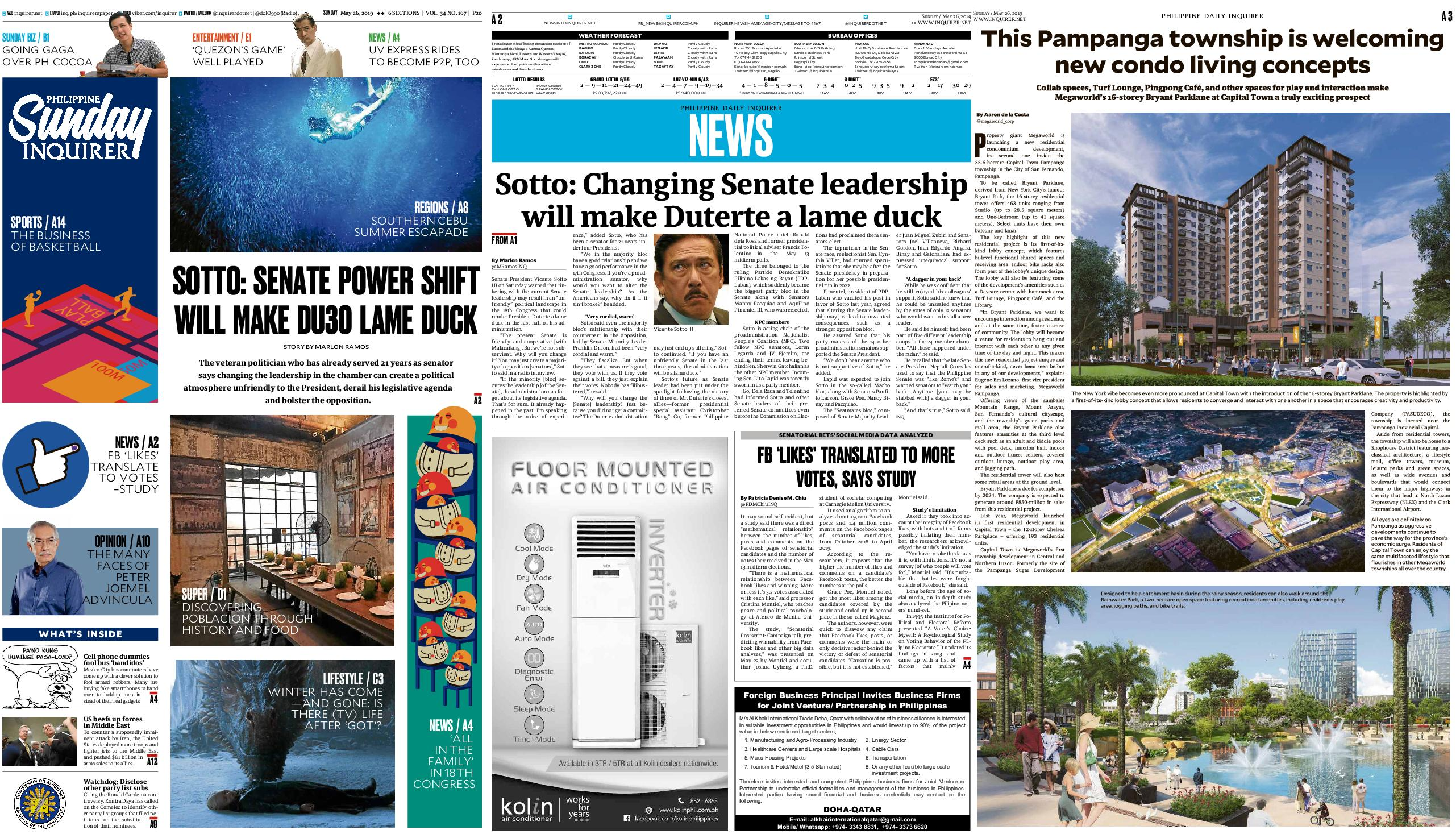 Philippines Daily Inquirer May 17 2017 Pdf Free - Www imagez co