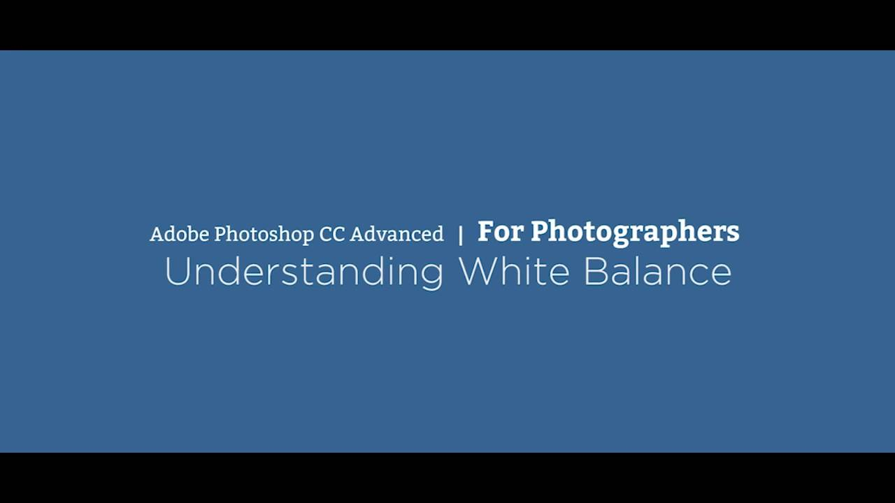 Adobe Photoshop CC Advanced for Photographers