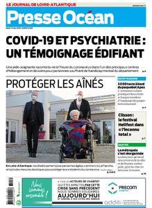 Presse Océan Nantes – 31 mars 2020