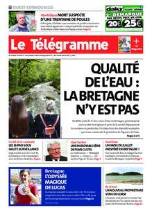 Le Télégramme Ouest Cornouaille – 01 août 2020