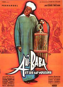 Ali Baba et les quarante voleurs / Ali Baba and the Forty Thieves (1954)