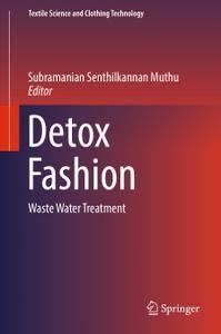 Detox Fashion: Waste Water Treatment