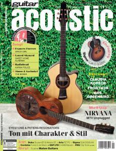 Guitar Acoustic - Juni-Juli 2021