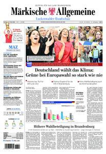 Märkische Allgemeine Luckenwalder Rundschau - 27. Mai 2019