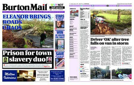 Burton Mail – January 04, 2018