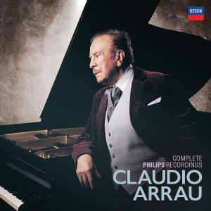Claudio Arrau - Complete Philips Recordings (80CD Box Set) (2018) Part 4
