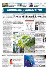 Corriere Fiorentino La Toscana – 13 febbraio 2020