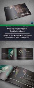 GraphicRiver Model Photographer Album