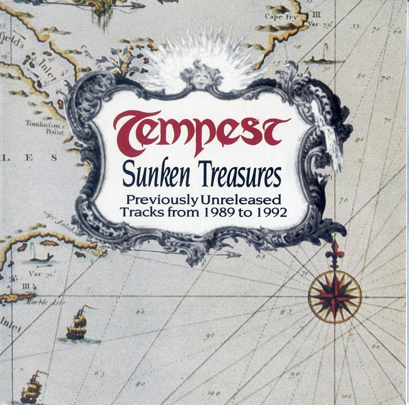 Tempest: CD Collection (1992 - 2010)