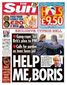 The Sun UK - 3 January 2020
