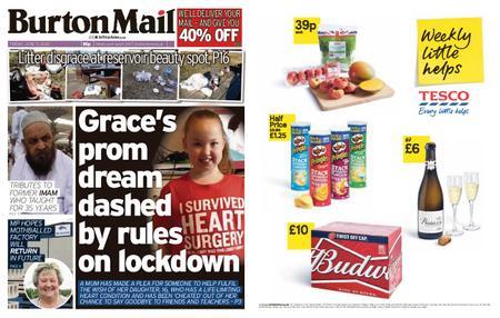 Burton Mail – June 05, 2020