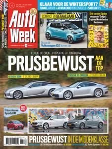 AutoWeek Netherlands - 22 januari 2020
