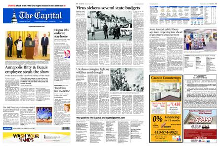 The Capital – May 14, 2020