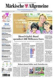 Neue Oranienburger Zeitung - 05. September 2017