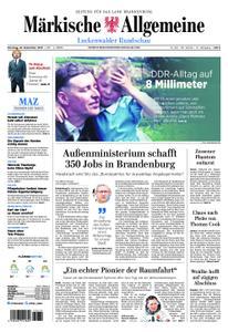 Märkische Allgemeine Luckenwalder Rundschau - 24. September 2019