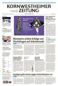 Kornwestheimer Zeitung - 22. Oktober 2018