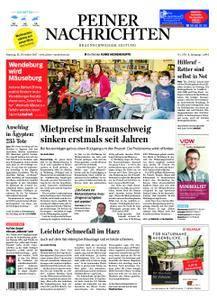 Peiner Nachrichten - 25. November 2017