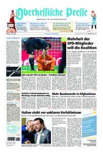 Oberhessische Presse Marburg/Ostkreis - 05. März 2018