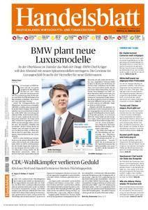 Handelsblatt - 22. Februar 2016