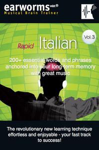 «Rapid Italian Vol. 3» by earworms MBT