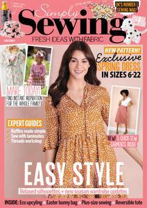 Simply Sewing - May 2021