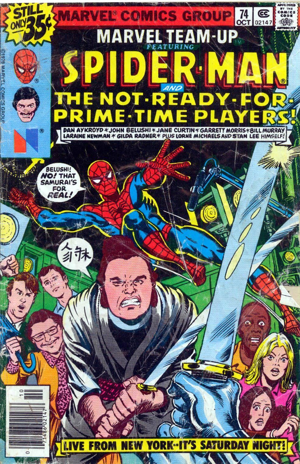 Marvel Team-Up v1 074 1978