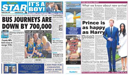 Shropshire Star Shrewsbury Edition – May 07, 2019