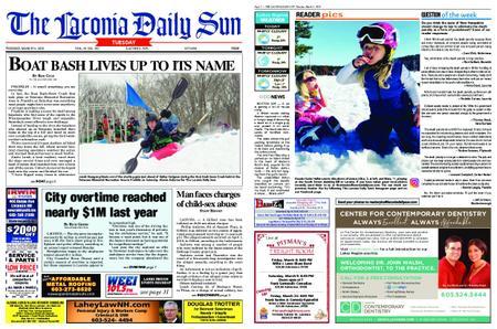 The Laconia Daily Sun – March 05, 2019